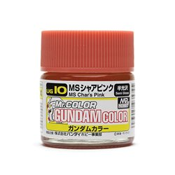 GUNZE UG10 Gundam Color (10ml) MS Char's Pink