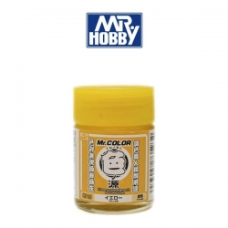 GUNZE CR3 Primary Color Pigments (10 ml) Yellow