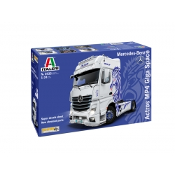 ITALERI 3935 1/24 MB Actros MP4