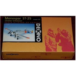 DEKNO MODELS E-1000 1/72 General Aircraft Monospar ST-25