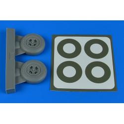 DEKNO MODELS E-2100 1/72 Koolhoven FK-51