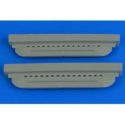 TAKOM 5001 1/72 V-2 Rocket, Hanomag SS100 & Meillerwagen