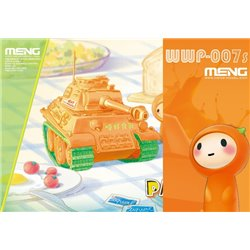 MENG WWP-007s Panther (CartoonModel, incl.resin cartoo figurine)