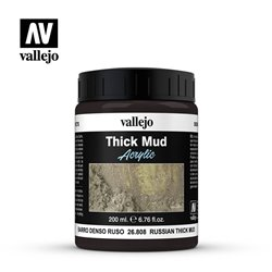 Vallejo 26.808 Russian Thick Mud 200ml