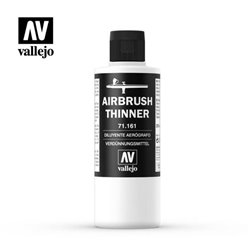 Vallejo 71.161 Airbrush Thinner 200ml