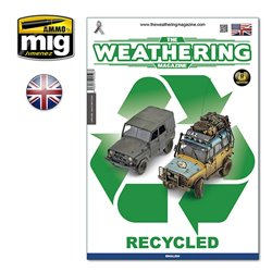 AMMO BY MIG A.MIG-4526 The Weathering Magazine Issue 27 RECYCLED English