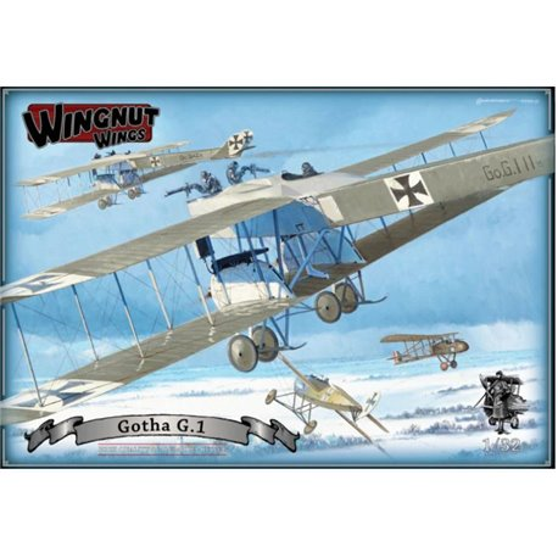 WINGNUT WINGS 32045 1/32 Gotha G.1