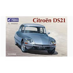 EBBRO 25009 1/24 Citroen DS21
