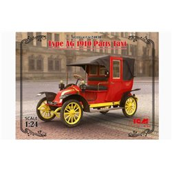 ICM 24030 1/24 Type AG 1910 Paris Taxi