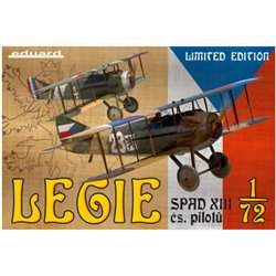 EDUARD 2126 1/72 Legie - SPAD XIII*