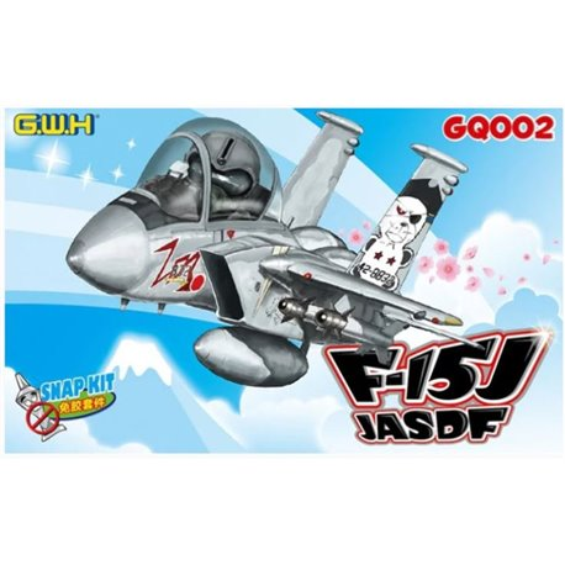 GREAT WALL HOBBY GQ002 Egg F-15J JASDF*