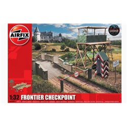AIRFIX A06383 1/32 Frontier checkpoint