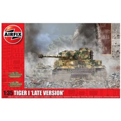 AIRFIX A1364 1/35 Tiger-1, Late Version