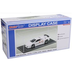 TRUMPETER 09815 Display Case Vitrine 364mm x 186mm x 121mm