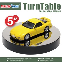 TRUMPETER 09836 Turtable Display 125mm