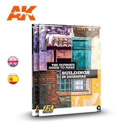 AK INTERACTIVE AK256 Aklearning 9 Guide To Make Buildings In Dioramas English