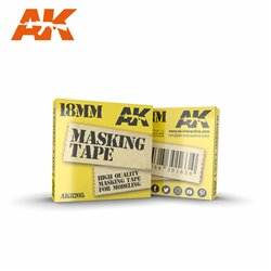 AK INTERACTIVE AK8205 Masking Tape 18 mm