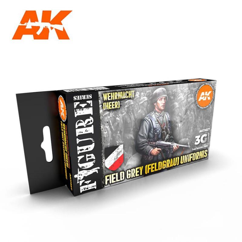 AK INTERACTIVE RC339 RLM 66 (1938) 10ml