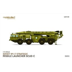 MODELCOLLECT UA72185 1/72 Soviet 9P117 Strategic missile launcher (SCUDC)