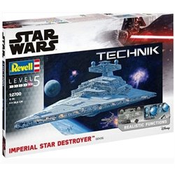 REVELL 00456 1/2700 Imperial Star Destroyer -Technik