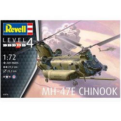 REVELL 03876 1/72 MH-47 Chinook