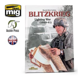 AMMO BY MIG EURO0024 BLITZKRIEG - LIGHTING WAR (1939-41) English