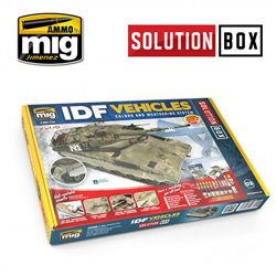 AMMO BY MIG A.MIG-7701 IDF VEHICLES SOLUTION BOX