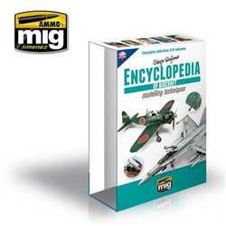 AMMO BY MIG A.MIG-6049E Case for Encyclopedia Of Aircraft Modelling Techniques
