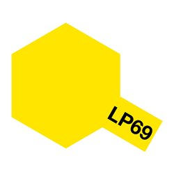 TAMIYA 82169 Peinture Laque LP-69 Clear Yellow 10ml