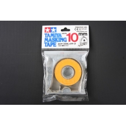 TAMIYA 87031 Bande Cache 10mm - Masking Tape 10mm