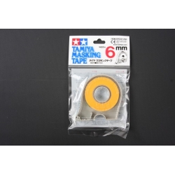 TAMIYA 87030 Bande Cache 6mm - Masking Tape 6mm