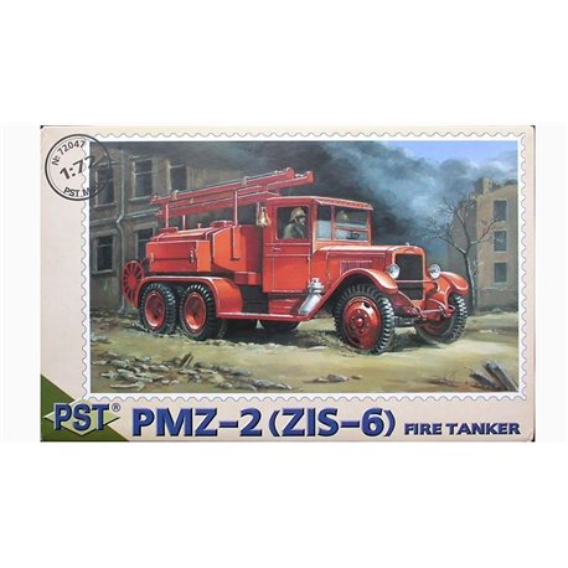 PST 72047 1/72 PMZ-2 (ZiS-6) Fire Tanker