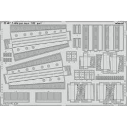 ROSIE THE RIVETER 050D 0.50mm Double Wheel (1/72 & 1/48)