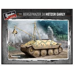 THUNDER MODEL 35102 1/35 Bergepanzer 38 Hetzer Early