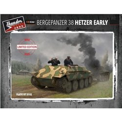 THUNDER MODEL 35103 1/35 Bergepanzer 38 Hetzer Early Limited Bonus Edition