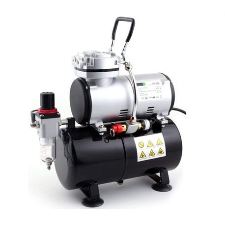 FENGDA AS-186 Compressor WITH AIR RESERVOIR