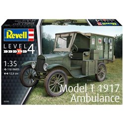 REVELL 03285 1/35 Model T 1917 Ambulance