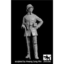 BLACK DOG F35211 German officer WW I 1/35