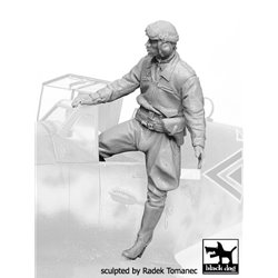 BLACK DOG F32065 German Luftwafe pilot N°5 1/32