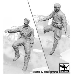 BLACK DOG F32067 German Luftwafe pilots N°3 1/32