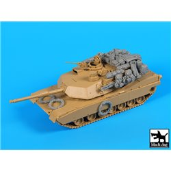BLACK DOG T48069 M1A2 Abrams accessories set 1/48