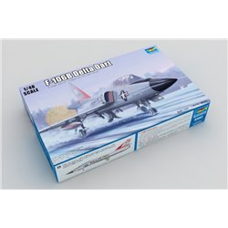 TRUMPETER 02892 1/48 US F-106B Delta Dart