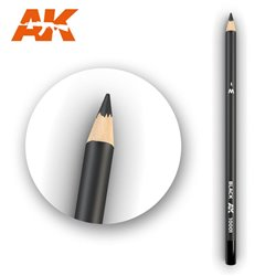 AK INTERACTIVE AK10001 Watercolor Pencil Black