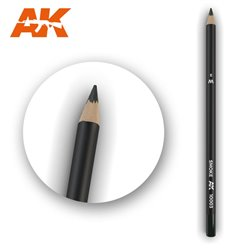 AK INTERACTIVE AK10003 WATERCOLOR PENCIL SMOKE