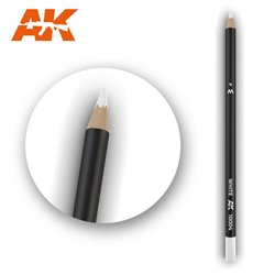 AK INTERACTIVE AK10004 WATERCOLOR PENCIL WHITE