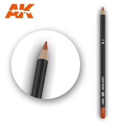 AK INTERACTIVE AK10011 WATERCOLOR PENCIL LIGHT RUST