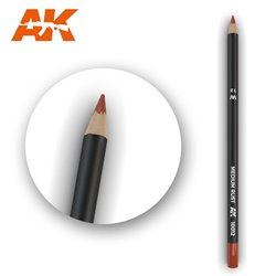 AK INTERACTIVE AK10012 Watercolor Pencil Medium Rust