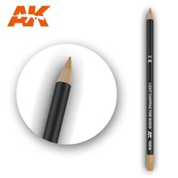 AK INTERACTIVE AK10016 Watercolor Pencil Light Chipping For Wood