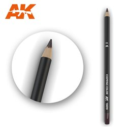 AK INTERACTIVE AK10019 Watercolor Pencil Chipping Color