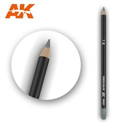 AK INTERACTIVE AK10021 Watercolor Pencil Green Blue
